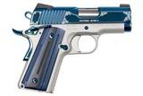 "Kimber Sapphire Ultra II 9mm 3"" 8 Rounds 3200273"