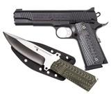 "Magnum Research DE 1911 G .45 ACP 5.01"" w/Knife DE1911G-K - 1 of 1"