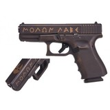 Glock G19 Gen 4 9mm MOLON LABE 15 Rds UG1950204SPTN - 1 of 1