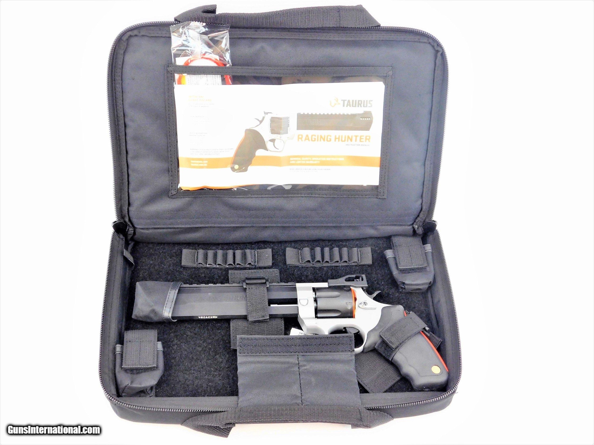 Taurus Raging Hunter  44 Magnum 8 38