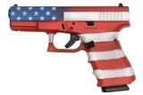 """Glock G19 Gen4 9mm 4.02"""" American Flag 15 Rds UG1950204AF - 2 of 2"""