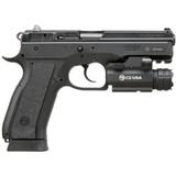 """CZ-USA CZ 75 SP-01 Phantom 9mm 4.6"""" w/Nebo Light 91259"""
