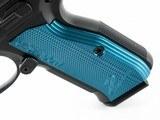 CZ-USA CZ Shadow 2 9mm Black and Blue 4.89