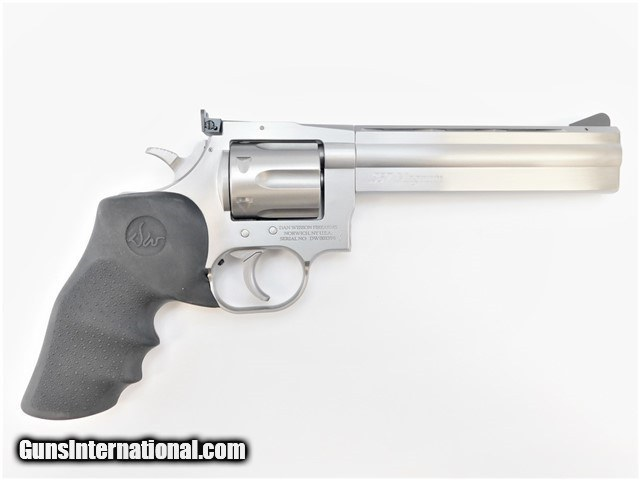 CZ DAN WESSON DW 715 STAINLESS 6