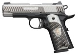 """Browning 1911-380 Black Label .380 ACP 3.6"""" Pearl Grips 051959492 - 2 of 3"""