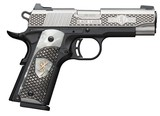 "Browning 1911-380 Black Label .380 ACP 4.25"" Pearl Grips 051958492"