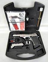 Phoenix Arms HP22A .22 LR Deluxe Range Kit Nickel DLXRM22003 - 2 of 2