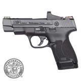"""Smith & Wesson PC M&P9 Shield M2.0 Ported 9mm 4"""" 11788 - 1 of 3"""
