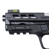 "Smith & Wesson PC M&P 380 Shield EZ .380 ACP 3.8"" Ported Silver 12718 - 2 of 6"