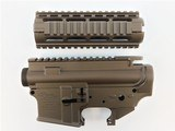 Anderson Manufacturing Stripped Upper / Lower with Quadrail Chocolate Brown - 1 of 1
