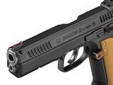 CZ-USA CZ Shadow 2 Orange 9mm Luger 4.89