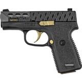 "Magnum Research M380 .380 ACP 3"" Black/Gold 7 Rds M380"