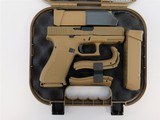 "Glock G19X Gen 5 9mm Luger 4.02"" Coyote Tan UX1950703 - 3 of 3"