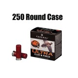 Federal Ultra Clay & Field 12 Gauge 2 3/4 #8 Shot 250 Rounds UCL12SI8