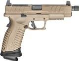 "Springfield Armory XDME Tactical OSP 9mm 5.8"" Desert FDE 22 Rds"