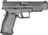 "Springfield Armory XDM Elite 9mm Luger 4.5"" 20 Rds Black XDME9459BHC"