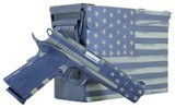 Legacy Citadel M1911 Battleworn USA Flag Bazooka Green .45 ACP 5