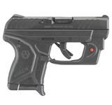 """Ruger LCP II .380 ACP 2.75"""" Viridian Red Laser 6 Rds 3758"""