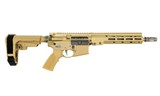 "Geissele Automatics Super Duty AR Pistol 10.3"" 5.56 NATO SBA3 - DDC / FDE"