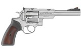 """Ruger Super Redhawk 10mm 7.5"""" Stainless 6 Rds TALO 5522"""