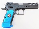 """EAA Tanfoglio Witness Xtreme Limited Blue .40 S&W 4.75"""" 14 Rds 610322"""