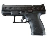 "CZ-USA P-10 S Sub-Compact 9mm 3.5"" Tritium NS 12 Rds 95160"