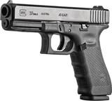 """Glock G37 Gen 4 .45 GAP 4.49"""" 10 Rounds Black PG3750201"""
