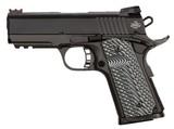 "Rock Island Armory M1911 A1 Tac Ultra CS 9mm 3.62"" 8 Rds 51700"
