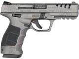 """SAR Arms SAR-9 X Platinum 9mm Luger 4.4"""" 17 Rds 19 Rds SAR9X"""