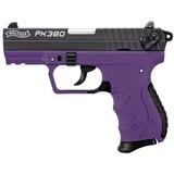 """Walther Arms PK380 3.66"""" Purple / Black .380 ACP 505.03.21"""