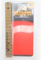 Millett Picatinny Rail Fits Remington 700 Long Action Burnt Bronze PC00010 - 1 of 1