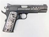 Auto-Ordnance 1911-A1 United We Stand .45 ACP 5