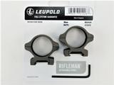 Leupold Rifleman 30mm Medium Rings Tungsten Cerakote 171478TU
