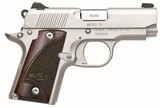 Kimber Micro 9 Stainless 9mm Compact 3.15