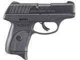 Ruger EC9s 9mm Luger 3.12