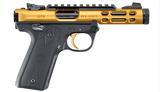 Ruger Mark IV 22/45 Lite .22 LR Gold 4.40