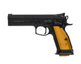 CZ-USA CZ 75 Tactical Sport Orange .40 S&W 5.23