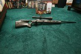 Remington Model 700 Custom Made in 224 Valkyrie