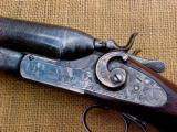 A.J. Aubrey (Meriden Firearms) Engraved Hammer gun - 1 of 7