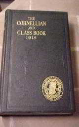Ithaca Cornell 1918 Year Book - 1 of 12