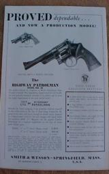 Smith & Wesson Group of Brochures - 5 of 10