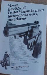 Smith & Wesson Group of Brochures - 9 of 10