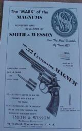Smith & Wesson Group of Brochures - 3 of 10