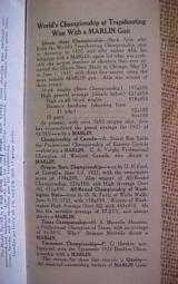 Marlin 1923 Gun Catalog - 11 of 12