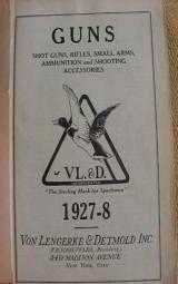 Von Lengerke & Detmold 1927-28 Catalog - 4 of 12