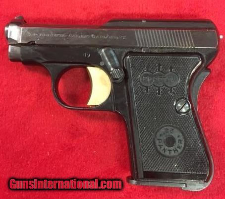 Beretta 418 (Panther)  25ACP