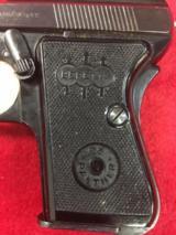 Beretta 418 (Panther) .25ACP - 3 of 5