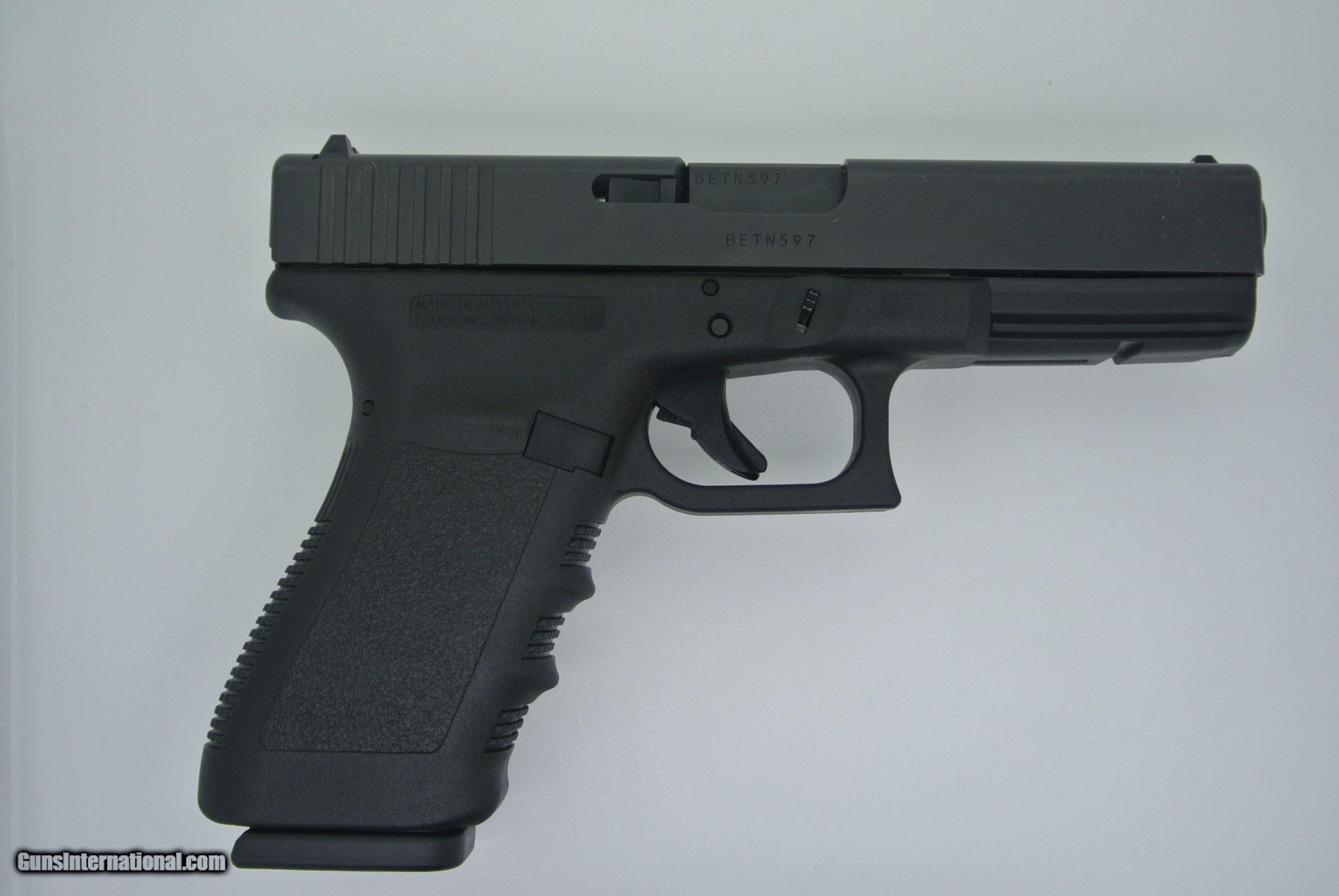 Used Glock 20 Gen 3