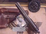 FN M 1935 HIGH POWER / P.640 b GERMAN MILITARY AXIS PISTOLWW II- 5 of 7