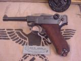 LUGER DWM 1916MILITARY9 MM - 1 of 9